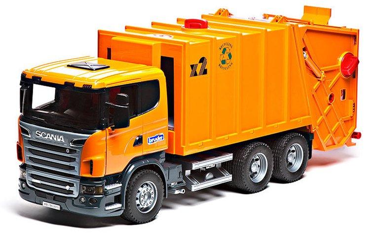 Ремонт гидравлики мусоровозов
